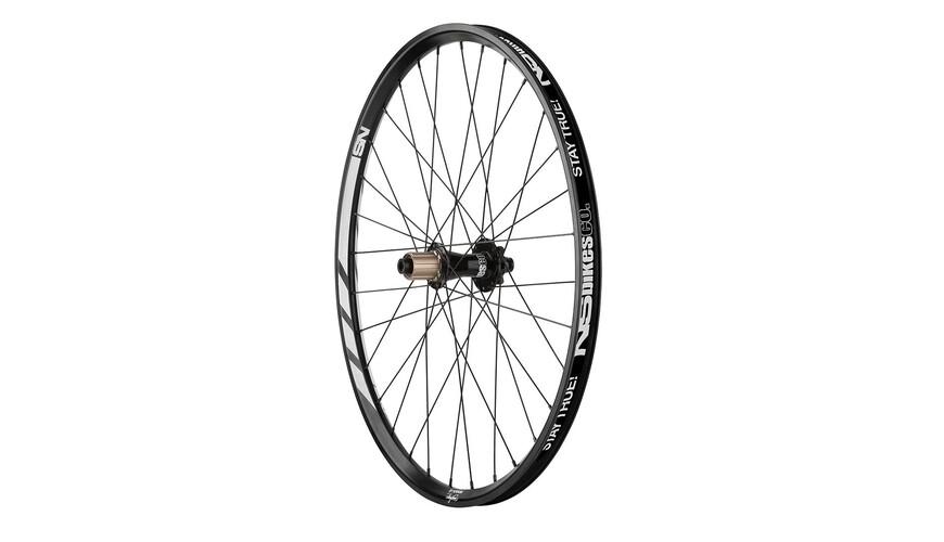 "NS Bikes Enigma Dynamal Rotary Cassette - Ruedas - HR 26"" negro"